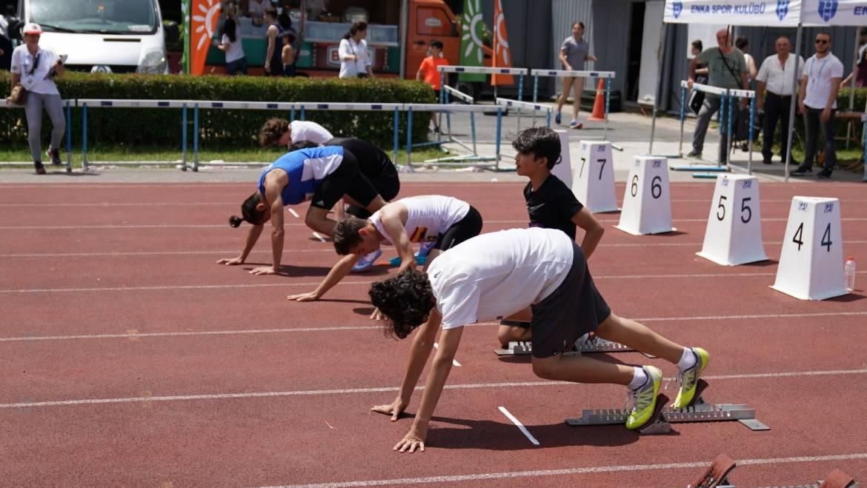 Türkiye'nin En Hızlısı Finalinde Bayrak Yarışlarına Katılım Şartları