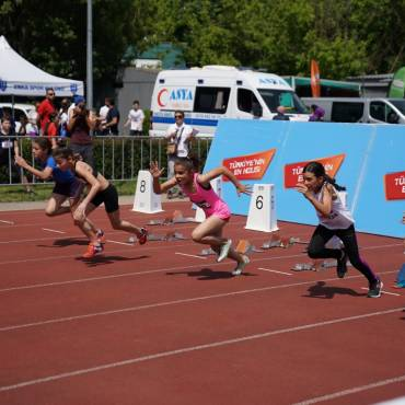 Türkiye'nin En Hızlısı Türkiye Finallerinde Yarışacak Sporcular Belli Oldu